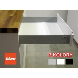 "BLUM TANDEMBOX BOK ANTARO, 450mm, NISKI (BOK ""M"" 83mm) 3 KOLORY"