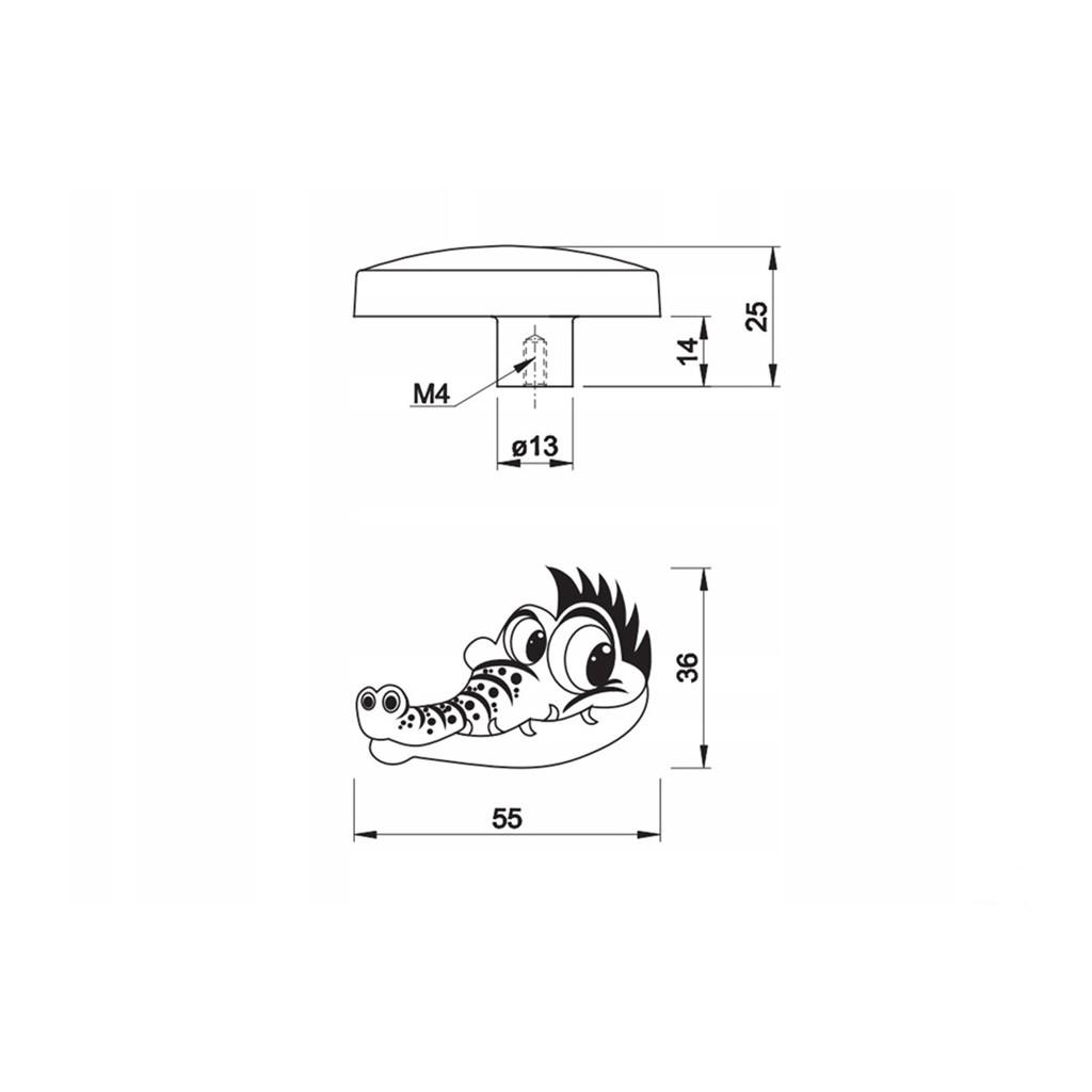 """AMIX """"CLG-606M-3"""" Segregator na śmieci. Wysoki. Z mocowaniem frontu. 3 pojemniki"""
