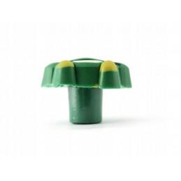 """AMIX """"JC609M-3"""" Segregator na śmieci. Wysoki. Z mocowaniem frontu. 3 pojemniki"""