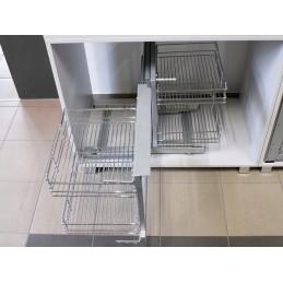 Słońce - gałka silikonowa, dziecięca