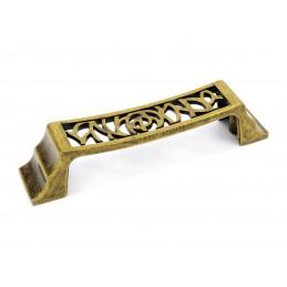 Italiana Ferramenta odbojnik K-PUSH TECH,  długi, antracyt z magnesem
