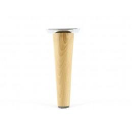 """AMIX """"CLG-609M-2"""" Segregator na śmieci. Wysoki. Z mocowaniem frontu. 2 pojemniki"""