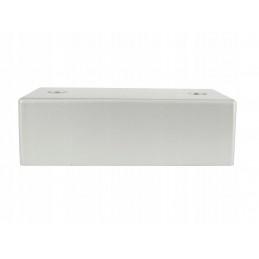 HERMES OPRAWA LAMPA PODSZAF. LED 2W INOX 74 MM