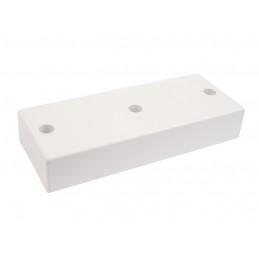 Zebra - gałka silikonowa, dziecięca